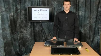 Тех Вижън Представя Професионалните Тъчскрийн Монитори За Вграждане - Elo Et1537l/et1939l/et2244l