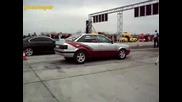 Богаташчето Беше Наказано от Страрото Audi 90