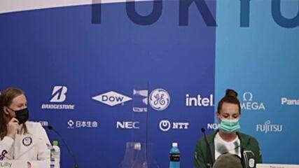 Japan: South African swimmer Tatjana Schoenmaker breaks 200m breaststroke world record