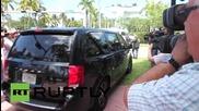 ФБР агенти събират улики от седалището на КОНКАКАФ след арестите във ФИФА