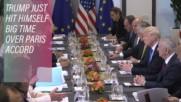 Paris Accord: it's Trump vs USA now!