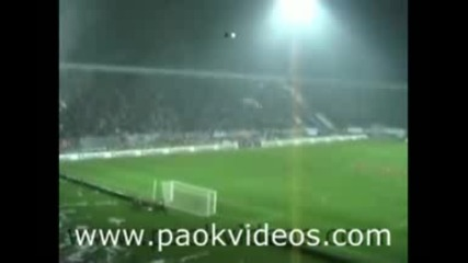 Cska Sofia - Paok Thessaloniki ||| Sektor G - Gate 4 ||| Forever - Together