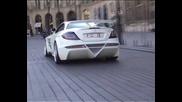 тунинг на Mercedes - Benz Slr