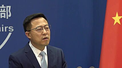 China: Beijing on 'high alert' after US and Canada send warships through Taiwan Strait - FM spox