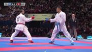 Final Male Kumite 75 Kg Luigi Busa vs Rafael Aghayev World Karate Championship Film Yonetmen