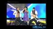 Преслава без плейбек пее Жените след мен - Planeta derby 2010