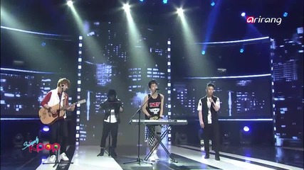 Colla Voice - That Song @ Simply Kpop - Arirang [ 15.07. 2013 ] H D