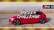I #dare you: Убийствено бърз Хипер-хеч - Audi RS3!