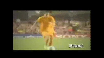 New C. Ronaldo Vs. Lionel Messi Vs. Kaka Compilation 2008