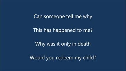 Disturbed - My Child (текст + Превод)