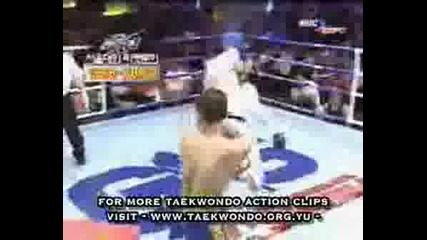 Taekwondo Vs Kickbox