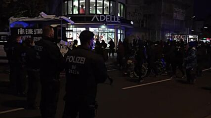 Germany: Hundreds join 'techno-punk' march in Berlin against Kopi eviction