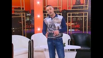 Bata Zdravkovic - Kad ljubav padne na kolena - Utorkom u 8 - (TvDmSat 2015)