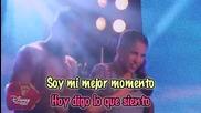 Violetta 2 - Mi Mejor Momento - Letra