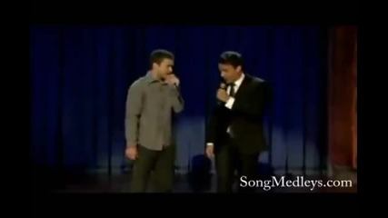 History of Rap 2 - Jimmy Fallon & Justin Timberlake Hip Hop