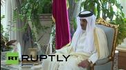 Катар: Лавров се среща с емира на Катар
