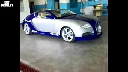 Bugatti Veyron версия Източна