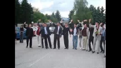 ПГАВТ А.С.Попов 12 Н Клас - Випуск 2007