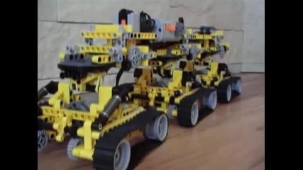 Lego offroad track rc