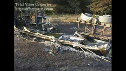 Ужасна катастрофа в Русия