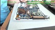 Ремонт на залят с вода лаптоп Sony Vaio Svf152c29m