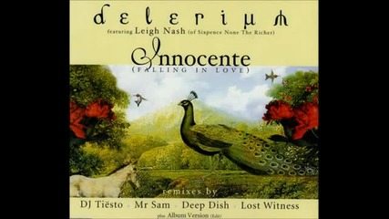 Delerium Feat Leigh Nash - Innocente (falling In Love)