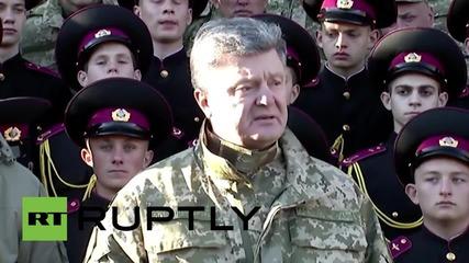 Ukraine: Poroshenko weighs in on Dutch MH17 report