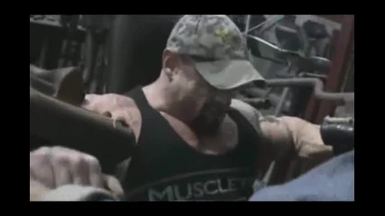Bodybuilding - Blood Sweat And Tears... (motivation)