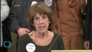 Biden Speaks of Late Gun Control Advocate Sarah Brady