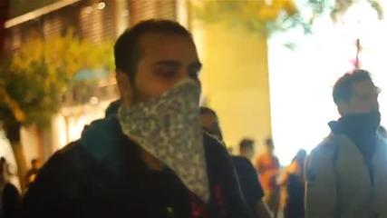 Кадри от протестите в Измир срещу режима на Ердоган