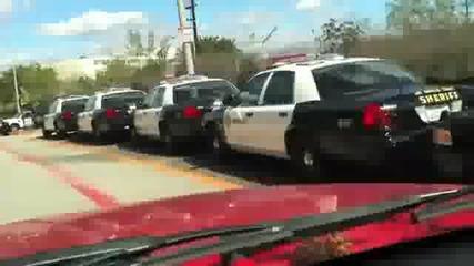 Толкова полицейски коли няма в България//