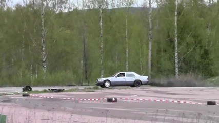 Мерцедес W124 om606