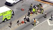Строящ се мост се срути в Маями, най-малко четирима загинали !