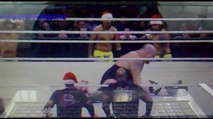 Sheamus vs Big Show (part Three)