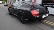 Bentley Continental Gt Cks Sport Exhaust