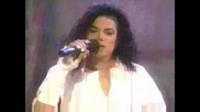 Michael Jackson - Will You Be There Live (mtv 10th Anniversary)