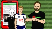Rooney to Everton James - Dier - Lukaku to Man Utd 442oons Transfer News July 10