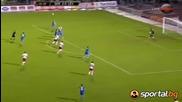 Фк Сараево - Левски 2-1 [1-во полувреме]