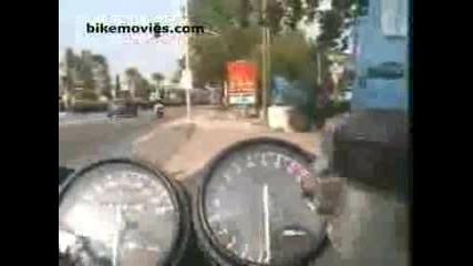 Arested Biker