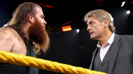 Regal sets Riddle–Dain rematch for next week on USA Network: WWE.com Exclusive, Sept. 18, 2019