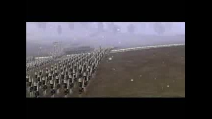 Играта Lotr: Total War - Гондор Интро