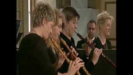 Й. С. Бах - Бранденбургски концерт No.1 - 4