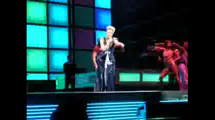Kylie Minogue Sofia Live 18.05.08 Spinning Around