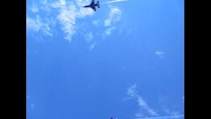 Авиошоу 01.07.2007г