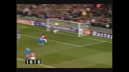 Най - красивите голове на Манчестър Юнайтед за последното десетилетие