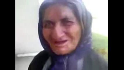 Баба Миланка без коментар (смях)