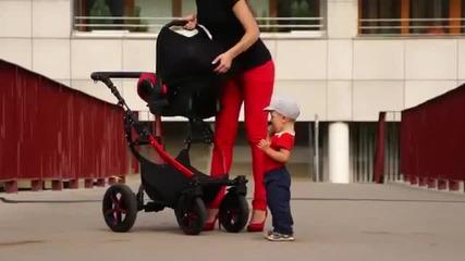 Бебешки колички Тutek Grander от Patilanci.bg