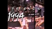 Гафове при заснемането на Приятели * Friends Bloopers 1994-2004 (full)