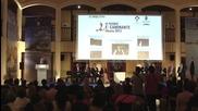 David Bisbal Premio Embajador De Almeria / Premios El Caminante 2015