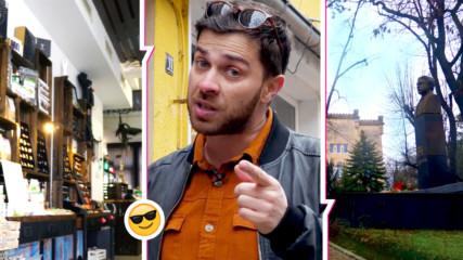 Обичан софийски квартал крие неподозирани истории и места